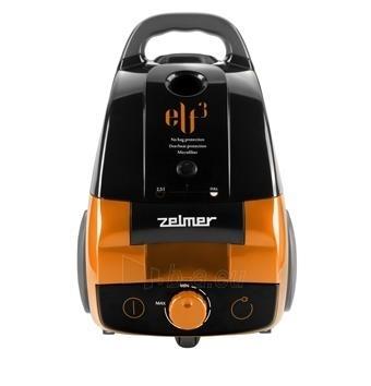 Vacuum cleaner Zelmer ZVC165EF - ELF 3 Paveikslėlis 2 iš 4 250120101029