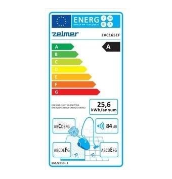 Vacuum cleaner Zelmer ZVC165EF - ELF 3 Paveikslėlis 4 iš 4 250120101029