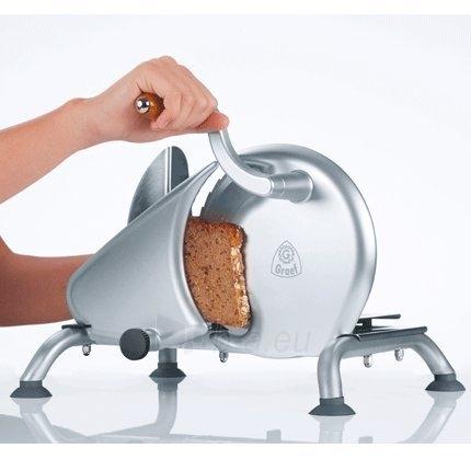 Duonos pjaustyklė GRAEF H9EU Mechanical For Bread Paveikslėlis 2 iš 5 310820201302