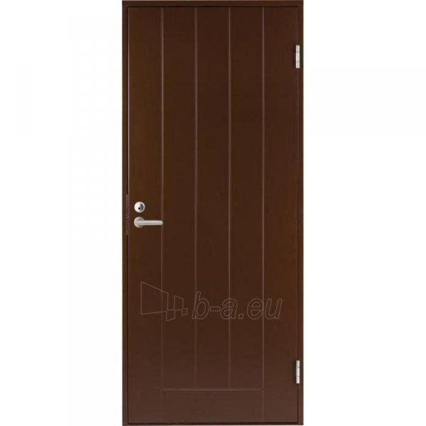 Durys BASIC B0010 rudos dešininės 890x2090 mm Paveikslėlis 1 iš 1 310820036335