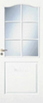 Durys Monte Karmena 60 HW 6R dažytos, baltos Paveikslėlis 1 iš 1 237930400033