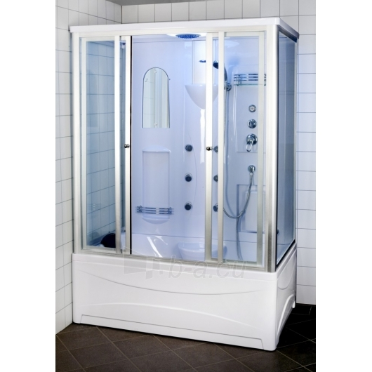 Duschy shower 150x92x217cm Paveikslėlis 1 iš 1 310820079099