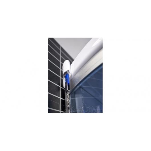 Duschy masažuojanti garo kabina 103x103x217 cm LED Paveikslėlis 8 iš 9 310820079118