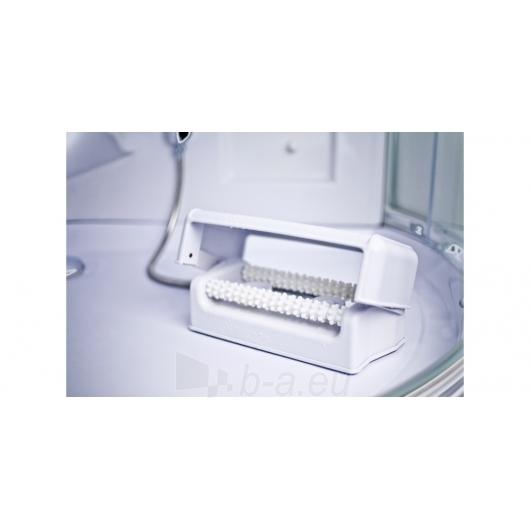Duschy masažuojanti garo kabina tonuota 103x103x217 cm LED Paveikslėlis 2 iš 9 310820079117