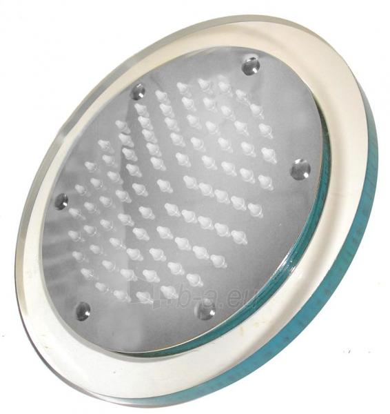 Dušo galva 34615 su LED apšvietimu su 35cm snapu (laikikliu) Paveikslėlis 1 iš 6 270717000255