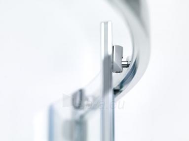 Shower enclosures IFO SILVER KVARTSRUND 90x90 pusapvalė Paveikslėlis 10 iš 15 270730000631