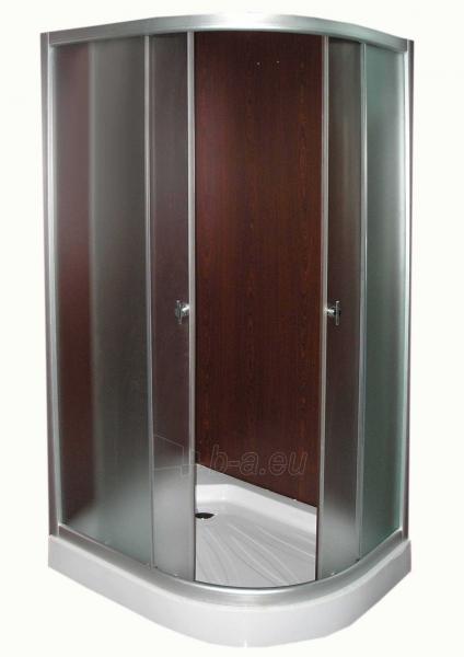 Shower enclosures K8137 left Paveikslėlis 1 iš 6 270730000432