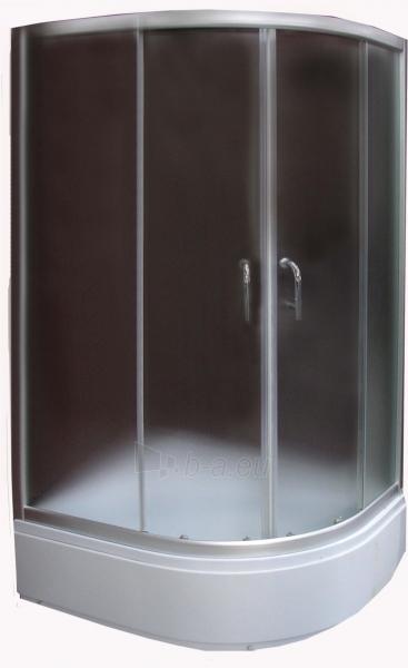 Shower enclosures K8166 left Paveikslėlis 2 iš 4 270730000434