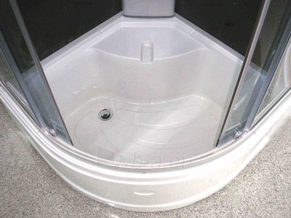 Shower enclosures R8804B grey/black Paveikslėlis 12 iš 14 270730000794