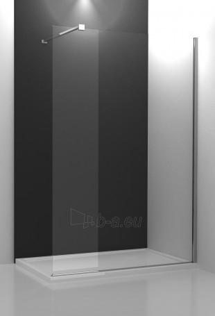 Shower enclosures WALK G/1000/2026 LH Transparent Paveikslėlis 1 iš 1 310820025594