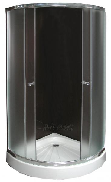 Dušo kabina ZCA80 FABRIC Paveikslėlis 1 iš 4 270730000451