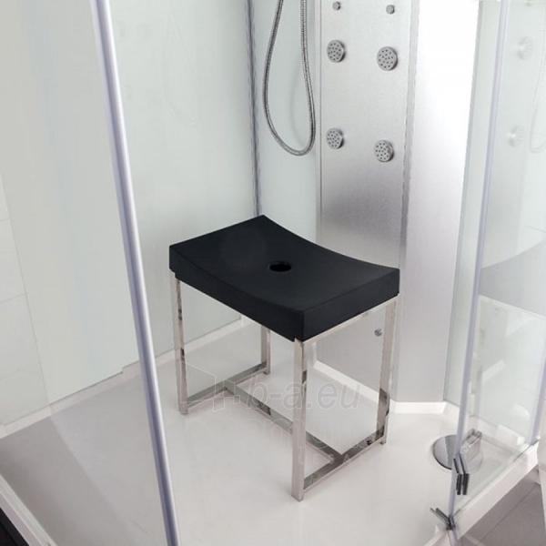 Dušo Kėdė AMO-409 Black Paveikslėlis 1 iš 1 310820221458