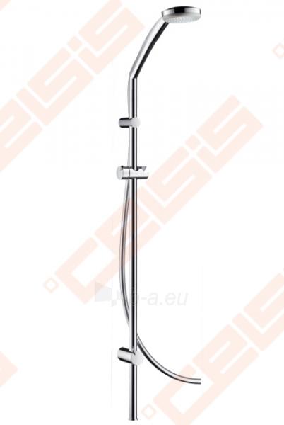 Dušo komplektas HANSGROHE Croma 100 Vario / Unica Reno Lift 1.05 m Paveikslėlis 1 iš 3 270721000704