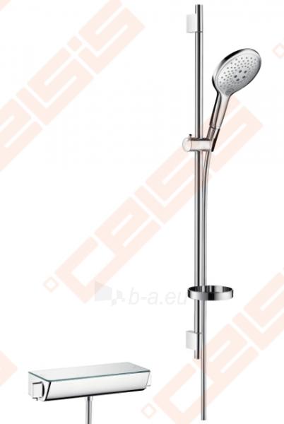 Dušo komplektas HANSGROHE Ecostat Select Combi 0,9 m su rankiniu dušu Raindance Select S 150 3jet Paveikslėlis 1 iš 2 270721000717