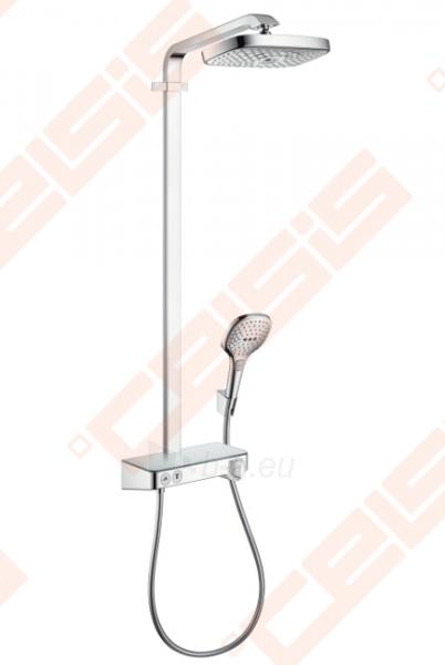 Dušo komplektas HANSGROHE Raindance Select E 300 2jet su termostatiniu maišytuvu Paveikslėlis 1 iš 3 270721000732