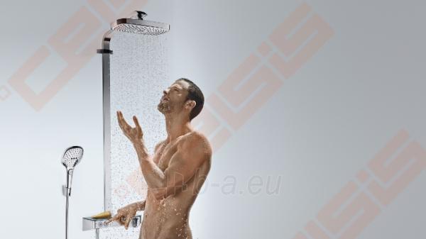 Dušo komplektas HANSGROHE Raindance Select E 300 2jet su termostatiniu maišytuvu Paveikslėlis 3 iš 3 270721000732