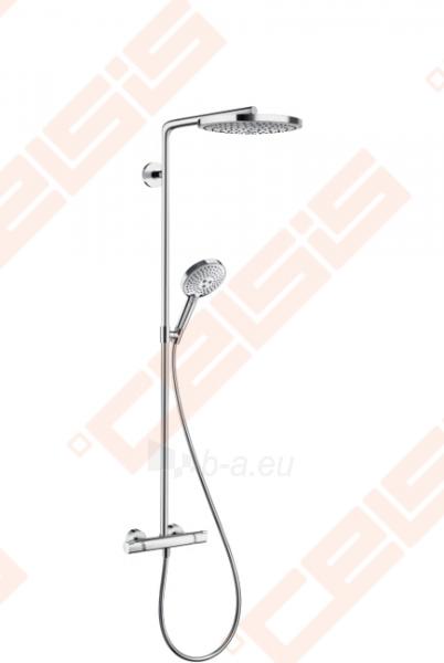 Dušo komplektas HANSGROHE Raindance Select S 240 2jet su termostatiniu maišytuvu Paveikslėlis 1 iš 2 270721000741
