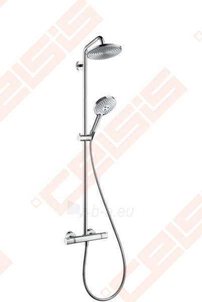 Dušo komplektas HANSGROHE Raindance Select S 240 su termostatiniu maišytuvu, EcoSmart 9 l/min Paveikslėlis 1 iš 2 270721000743