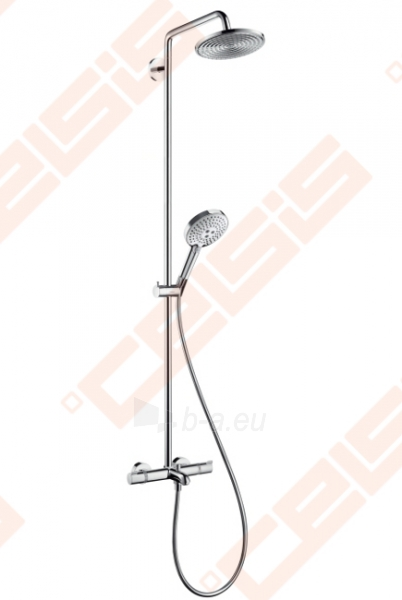 Dušo komplektas HANSGROHE Raindance Select S 240 su termostatiniu vonios maišytuvu Paveikslėlis 1 iš 2 270721000744