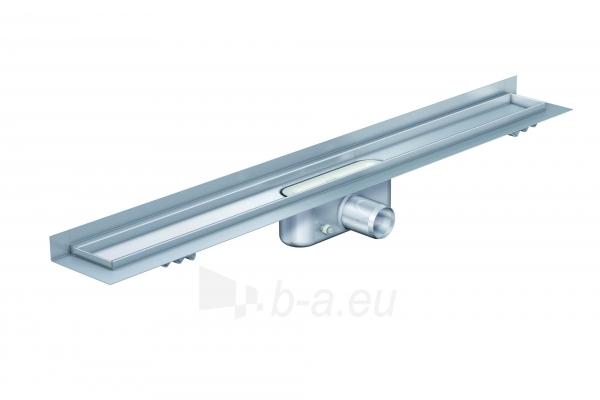 Dušo latakas Aco ShowerDrain C, 985, aukštis 65 mm, su ruošiniu plytelėms, vertikali jungė Paveikslėlis 1 iš 2 310820219166