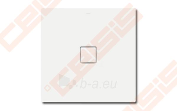Dušo padėklas KALDEWEI CONOFLAT 100x120 su polistireno atrama Paveikslėlis 1 iš 3 270780000336