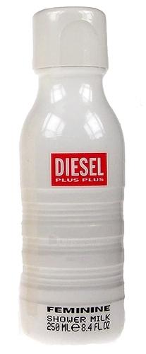 Dušo pienelis Diesel Plus Plus Feminine Shower milk 250ml Paveikslėlis 1 iš 1 2508950000032