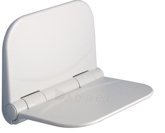 Dušo suolelis, max 120 kg, balta Paveikslėlis 1 iš 1 270790300011