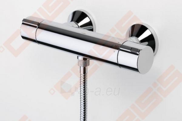 Dušo termostatinis maišytuvas ORAS Cubista Paveikslėlis 3 iš 5 30091700055