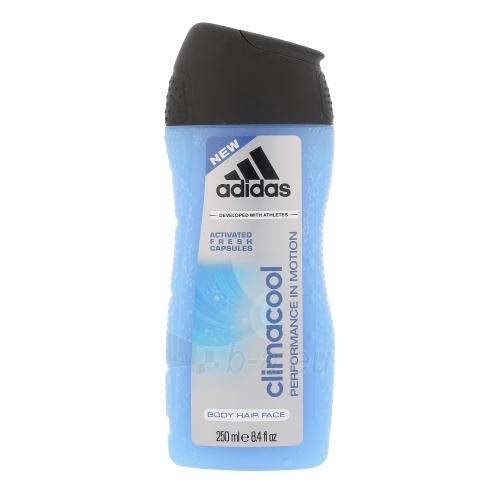 Shower gel Adidas Climacool Shower gel 250ml Paveikslėlis 1 iš 1 2508950001165
