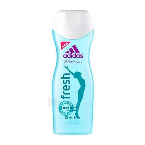 Dušo želė Adidas Fresh Shower gel 250ml Paveikslėlis 1 iš 1 2508950000678