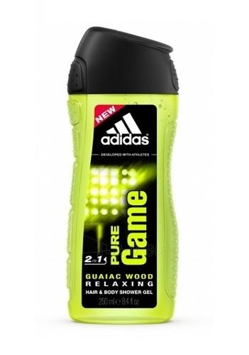 Dušo želė Adidas Pure Game Shower gel 400ml Paveikslėlis 1 iš 1 2508950000811