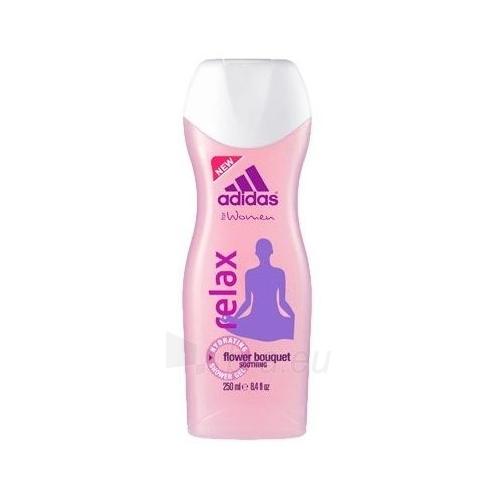 Shower gel Adidas Relax Shower gel 250ml Paveikslėlis 1 iš 1 2508950000682