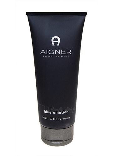 Dušo želė Aigner Blue Emotion Shower gel 200ml Paveikslėlis 1 iš 1 2508950000496