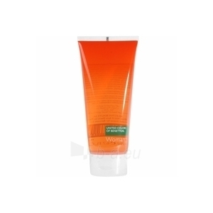 Shower gel Benetton United Colors Shower gel 200ml. Paveikslėlis 1 iš 1 2508950000047
