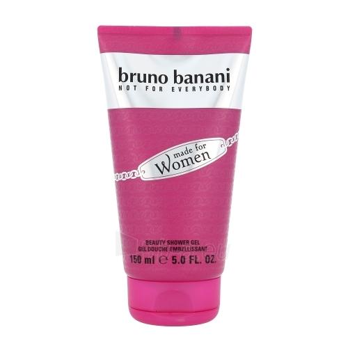 Shower gel Bruno Banani Made for Woman Shower gel 150ml Paveikslėlis 1 iš 1 2508950000749