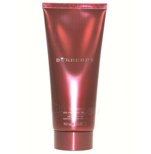 Shower gel Burberry for Man Shower gel 200ml Paveikslėlis 1 iš 1 2508950000055