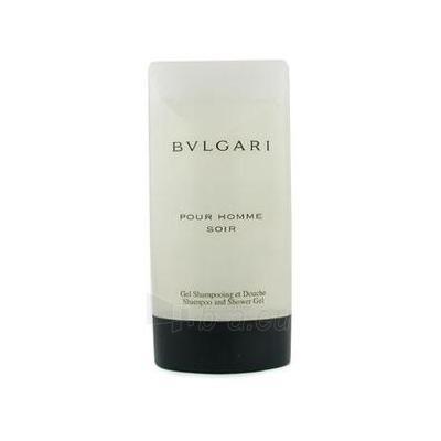 Shower gel Bvlgari Pour Homme Soir Shower gel 200ml Paveikslėlis 1 iš 1 2508950000067