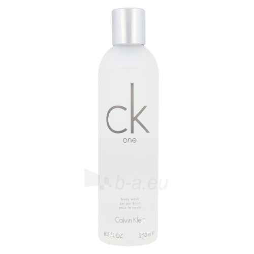 Shower gel Calvin Klein CK One Shower gel 250ml Paveikslėlis 1 iš 1 2508950001073