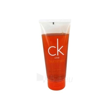 Dušas želeja Calvin Klein One Summer 2005 200ml Paveikslėlis 1 iš 1 2508950000091