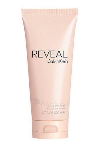 Dušo želė Calvin Klein Reveal Shower gel 200ml Paveikslėlis 1 iš 1 2508950001035