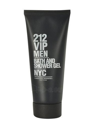 Dušo želė Carolina Herrera 212 VIP Men Shower gel 100ml Paveikslėlis 1 iš 1 310820022412