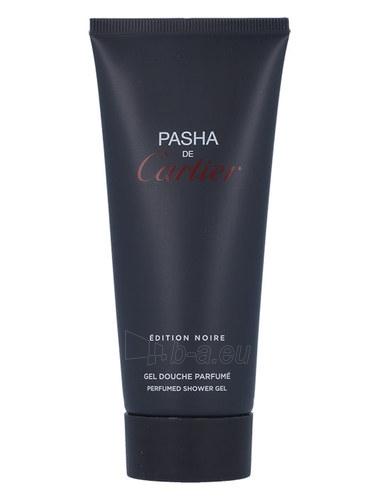 Dušas želeja Cartier Pasha Noire Edition Shower gel 100ml Paveikslėlis 1 iš 1 310820024053
