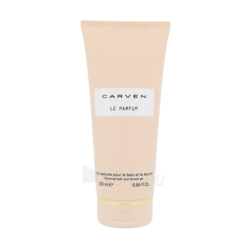 Dušo želė Carven Le Parfum Shower gel For Women 200ml Paveikslėlis 1 iš 1 2508950001007