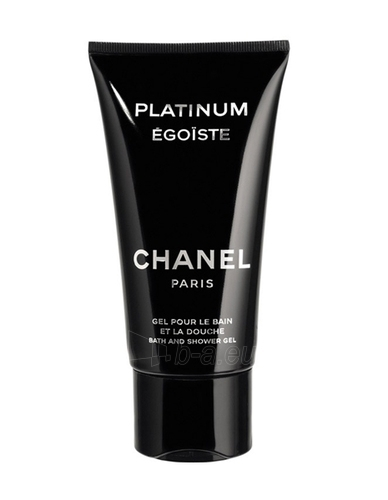 Shower gel Chanel Egoiste Platinum Shower gel 150ml Paveikslėlis 1 iš 1 2508950000115