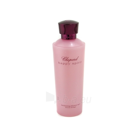 Shower gel Chopard Happy Spirit Shower gel 200ml Paveikslėlis 1 iš 1 2508950000122