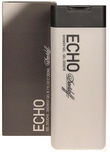 Dušo želė Davidoff Echo Shower gel 200ml Paveikslėlis 1 iš 1 2508950000153