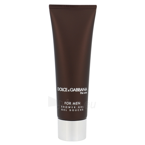 Shower gel Dolce & Gabbana The One Shower gel 50ml Paveikslėlis 1 iš 1 2508950001075