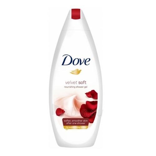Dušo žele Dove Pro•Age (Nourishing Shower Gel) 250 ml Paveikslėlis 1 iš 1 310820053855