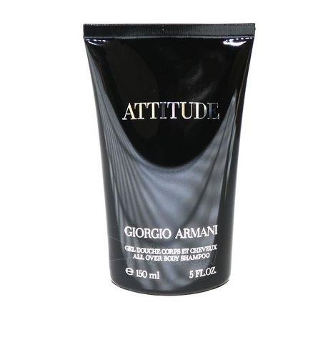 Dušo želė Giorgio Armani Attitude Shower gel 150ml Paveikslėlis 1 iš 1 2508950000214