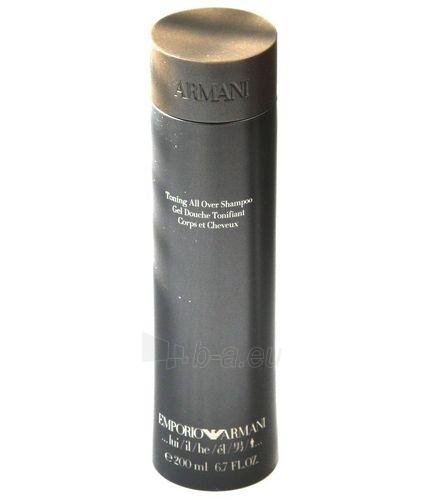 Dušo želė Giorgio Armani Emporio Shower gel 200ml Paveikslėlis 1 iš 1 2508950000219